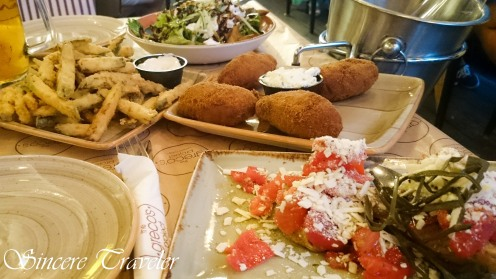 Food in Athens