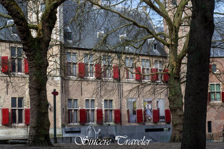 Middelburg Abbey