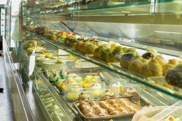 Puglia - Otranto, Sweets from the Bakery Martinucci