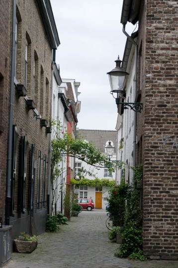 Maastricht - Wyck - picturesque streets