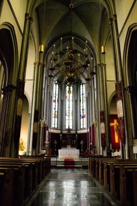 Maastricht - churches